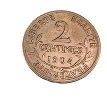 2 Centimes - Dupuis - France - 1904 - TB+ - - B. 2 Centesimi