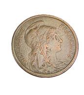 2 Centimes - Dupuis - France - 1908 - TTB+ - - B. 2 Centesimi
