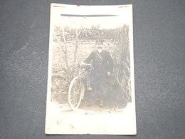 POSTE - Carte Postale Photo - Facteur à Bicyclette - L 16485 - Post
