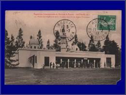 """Qualité:  – 137, Cp. Cad. """"Roubaix Exposition 11/7/11"""". - Unclassified"""