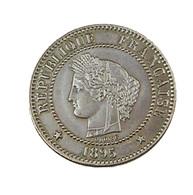 2 Centimes - Cérès - France - 1895 -  Sup -- Patine - - B. 2 Centesimi