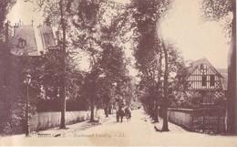 Houlgate  Boulevard Lundry  1925 - Houlgate