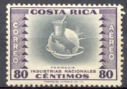 Costa Rica - 1959 - Yt PA 273 - Série Courante - ** - Costa Rica