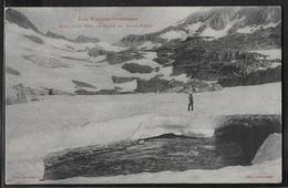CPA 65 - Le Mont Perdu, La Mer De Glace - France