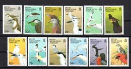 Serie Nº 94/105 British Indian Ocean Territory - Birds