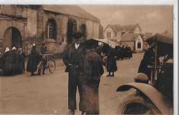 SAINT JEAN DE MONTS  COSTUMES MARAICHINS GROS PLAN   N 13136      DEPT 85 - Saint Jean De Monts