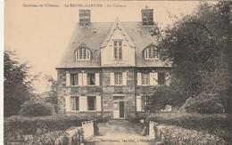+ CPA 50 - Environs De Villedieu, Le Mesnil Garnier - Le Chateau + - Frankreich