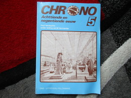 """Chrono 5 """"Achttiende En Negentiende Eeuw (Paul Vandepitte) - Libros, Revistas, Cómics"""