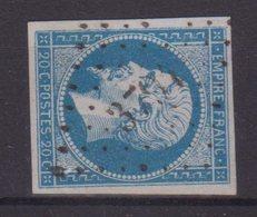 "FRANCE : PC 3794 . "" ST CLOUD "" . (ALGERIE) . N° 14 . B . - Marcophily (detached Stamps)"