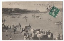 CPA 35 - ROTHENEUF (Ille Et Vilaine) - 4494. Le Lac Suisse - G.F. - Rotheneuf