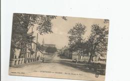 DOMPIERRE SUR BESBRE  (ALLIER) 5051 RUE DU CHAMP DE FOIRE ET EGLISE - France