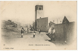 Mosquée Des Andalous à Bizerte Tunisie Mesquita De Los Andaluces Editor Geiser Alger - Non Classificati