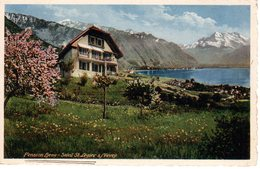 Pension Beau-Soleil St. Légier S/ Vevey - VD Vaud