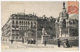 Geneve Monument Brunswick Et Grand Hotel De La Paix Edit Charnaux 659 - GE Geneva