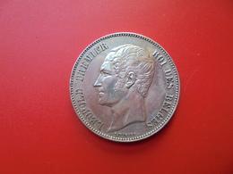 Léopold 1er. 5 FRANCS 1849 (TÊTE NUE) TRES BELLE QUALITE ! - 1831-1865: Léopoldo I