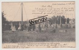 Heide-Kalmthout (speeltuin Van 't Hof Van Heide 1904) Uitg. Hoelen N° 397 - Kalmthout