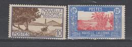Nouv. Caledonie 1944  N° 244 + 245  Neuf  X - Ongebruikt