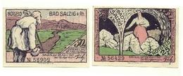 1921 - Germania - Bad Salzig Notgeld N25, - [11] Emissioni Locali