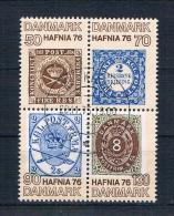 Dänemark 1975 Briefmarken Mi.Nr. 607/10 Gest. - Dänemark