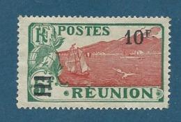 Reunion    - Yvert N°  107 (*)  - Bce 11726 - Réunion (1852-1975)