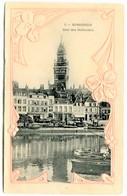 CP23 DUNKERQUE  QUAI DES HOLLANDAIS - Dunkerque