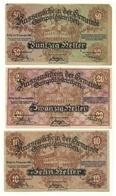1920 - Austria - Gumpoldskirchen Notgeld N18, - Austria