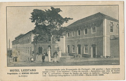 Luzo Hotel Luzitano Prop. J. Ribeiro Delgado - Autres