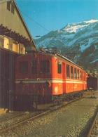 UNE ABDE 4/4 DE L AIGLE SEPEY - Trains