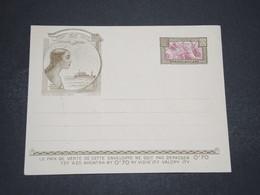 MADAGASCAR - Entier Postal ( Zébu ) Non Circulé - L 16513 - Madagascar (1889-1960)