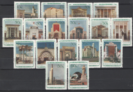 Russia 1940 Unif. 783/99 */MH VF/F - 1923-1991 URSS