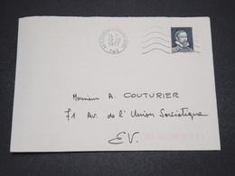 FRANCE - Vignette Palissy Sur Enveloppe De Clermont Ferrand En 1977 - L 16516 - Marcofilia (sobres)