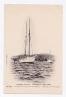 DUGUAY-TROUIN -  CAMPAGNE 1905-1906  -   LA LUZ - ESCADRE DE L'EMPEREUR DU SAHARA : DAHLIA & FRASQUITA - Spain