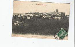 VERFEIL 122 LA HAUTE GARONNE VUE GENERALE PANORAMIQUE AVEC EGLISE 1910 - Verfeil