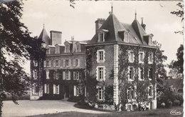 ENV.LANVOLLON: CPSM P.F. DE 1951.CHATEAU DE KERVASDOUE-FAOUET.B.ETAT.PETIT PRIX COMPAREZ!!! - Lanvollon