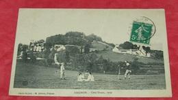 78 - Grignon - Côté Ouest , 1909  ( Voir état )  :::: Animation - Photographe - Appareil Photo  ------- 461 - Grignon