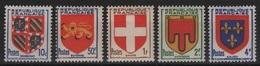FR 1086 - FRANCE N° 834/38 Neufs** 1er Choix Armoiries De Provinces - Frankreich