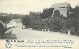 HABAY-LA-NEUVE : Ruines Vdu Chateau Blanchard Ou Chatelet Haut - Cachet De La Poste 1911 - Habay