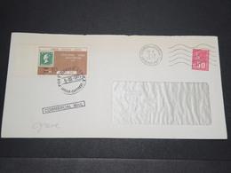 GRANDE BRETAGNE - Enveloppe De Paris En 1971 , Timbre De Grève  - Post Office Strike - L 16522 - Postmark Collection