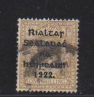 Irlande / N 12  /  1 S  Bistre / Oblitéré - 1922-37 Stato Libero D'Irlanda