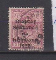 Irlande / N 9  /  6 P Lilas / Oblitéré - 1922-37 Stato Libero D'Irlanda