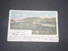 BRÉSIL - Carte Postale De Guarujá  - Lembrança De Santos , Carte Voyagée En 1902 Pour Paris - L 16529 - Brésil