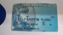 U.S.A-credit Card-(621)-(41002)-used Card(lokking Out Side Left-not Good)+1 Card Prepiad Free - Cartes De Crédit (expiration Min. 10 Ans)