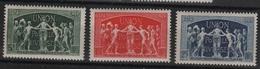 FRANCE N° 850/52 Neufs** 1er Choix U.P.U. - Neufs