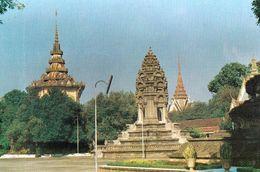 1 AK Kambodscha Cambodia * The South-western Part Of The Silver Pagoda In Der Hauptstadt Phnom Penh * - Kambodscha