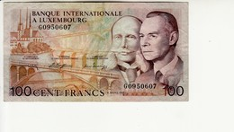 Luxembourg - 100 Francs 1981 - Luxembourg