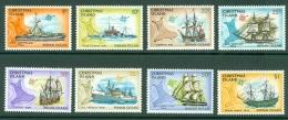 Christmas Is: 1972/73   Ships Set   SG37-52   MH - Christmas Island