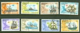 Christmas Is: 1972/73   Ships Set   SG37-52   Used - Christmas Island
