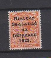 Irlande / N 4  / 2 P Orange / NEUF Avec Trace De Charnière - Neufs