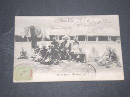 DAHOMEY - Carte Postale - Le Roi De Kétou  - Carte Voyagé En 1905 - L 16543 - Dahomey