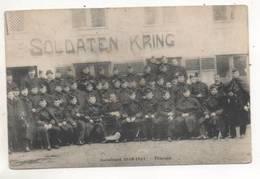 38062 -   Garnizoen  1910  1911  -  Thienen   -  Tienen  -  Militaires - Tienen